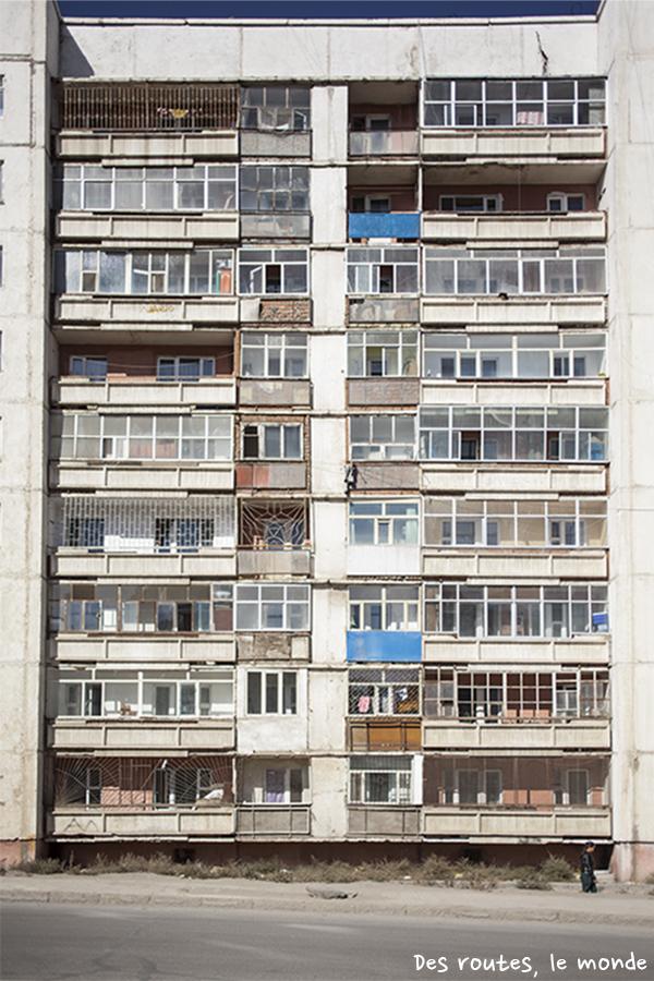 Un immeuble à l'ancienne