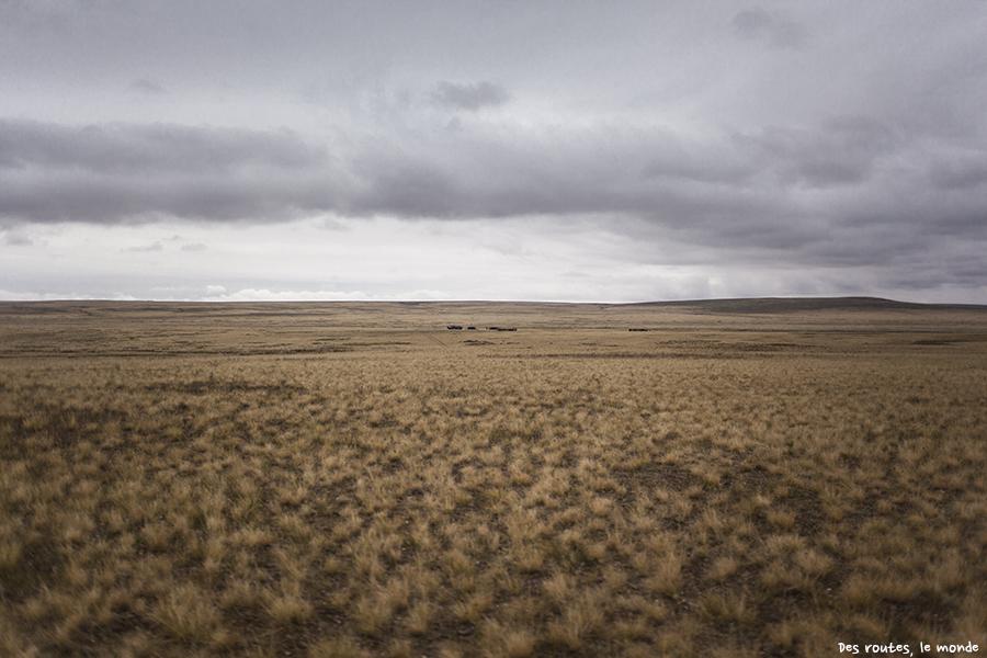 En route vers le désert