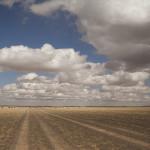 Le désert et le ciel
