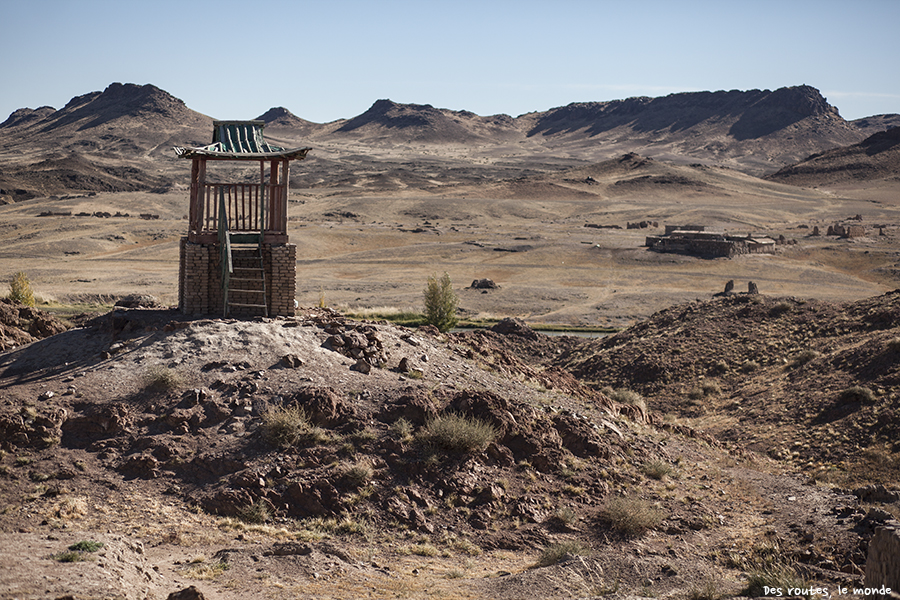 Les ruines du monastère d' Ongiin Khiid
