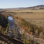 La vallée de l'Orkhon