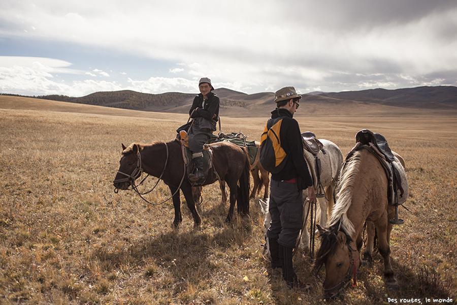 En mode cowboys