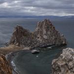 Le rocher de Bourkhan et sa crique