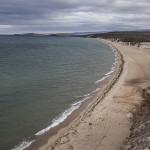 Une plage d'Orkhon