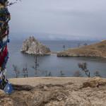 Ovoo et le rocher de Bourkhan