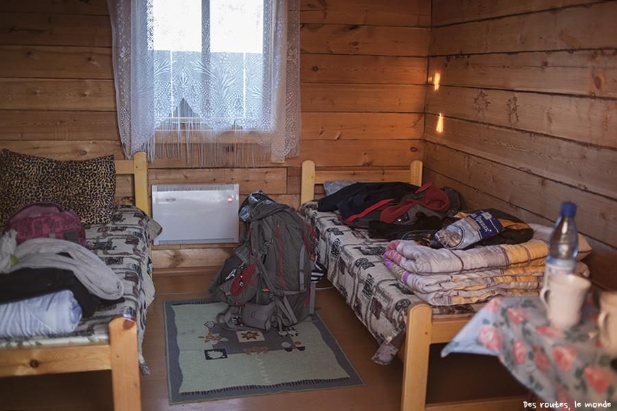 Notre cabane en Sibérie