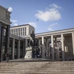 Dostoïevski et la bibliothèque d'État de Russie