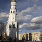 Le clocher d'Ivan le Grand et le Sénat