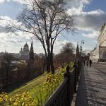 Vue du Kremlin