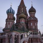 La cathédrale de Basil le Bienheureux