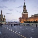 Basil le Bienheureux et la Tour Spasskaïa