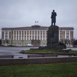 La mairie de Novgorod