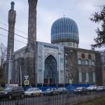 La mosquée cathédrale de Saint-Pétersbourg