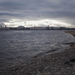 St Pétersbourg et la Neva