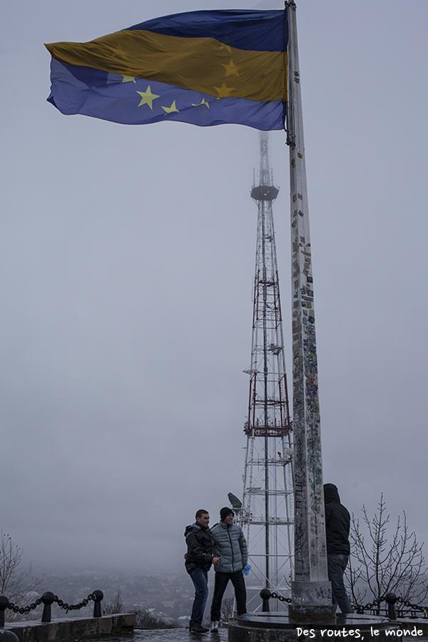 L'Ukraine et l'Europe